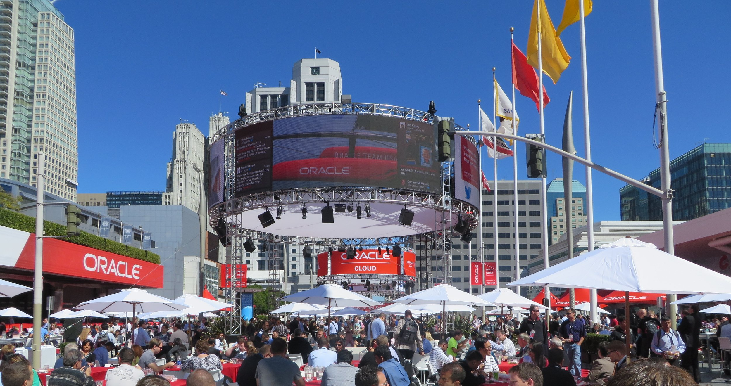 Dan and Tim Vlamis to Present at Oracle OpenWorld 16